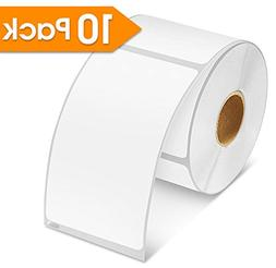 10 Rolls - DYMO 30256 Compatible Postage Shipping Labels  fo