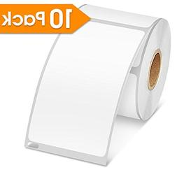 10 Rolls - Spartan Industrial DYMO Compatible 30857 Replacem