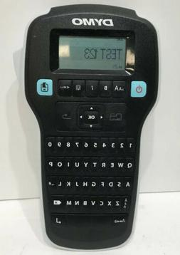 DYMO 160 Portable Label Maker, One-Touch Smart /QWERTY Keybo