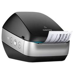 Dymo 2002150 LabelWriter Wireless Black Label Printer, 71 Fo