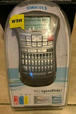 DYMO 220P Portable Label Maker Manager QWERTY Keyboard Large