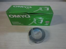 DYMO 3D Plastic Embossing Labels for Embossing Label Makers,