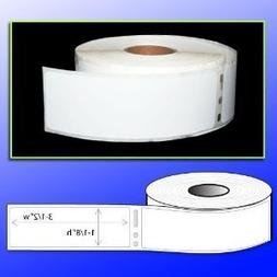 4 Rolls  of DYMO-Compatible 30252 Address Labels