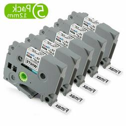 5 PK Compatible Brother Ptouch TZe-231 Label Tape 12mm 0.47