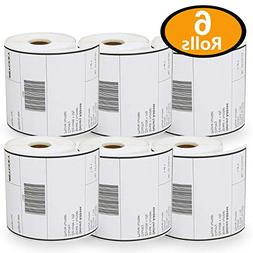 "4"" x 6"" Direct Thermal Zebra/Eltron Compatible Labels - Pre"