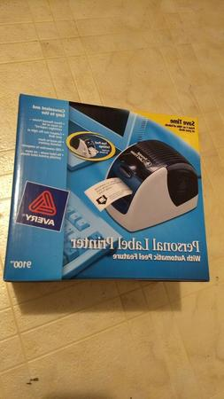 Avery 9100 Personal Label Thermal Printer New