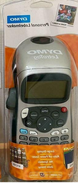 Brand New Dymo LetraTag LT-100H Portable Label Maker  for Ho