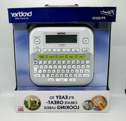 BRAND NEW BROTHER P-TOUCH PT-D210 LABEL MAKER LABELER IN UNO