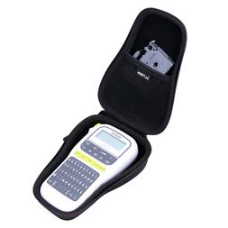 LTGEM Carrying Case For Brother P-Touch PTH110&PT-H100 Label