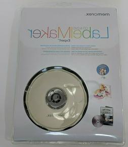 Memorex CD & DVD Label Maker  Expert • Inkjet & Laser •