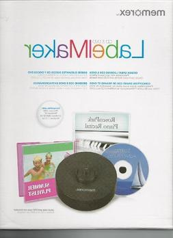 Memorex CD DVD Label Maker Kit 98977 by Memorex