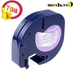 5pk Compatible for DYMO Label Tape Letra Tag LT 16952 16951