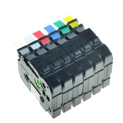 Compatible with Brother TZ TZe Label Tape Printer P-Touch 9/