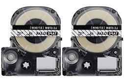 compatible epson labelworks label tape
