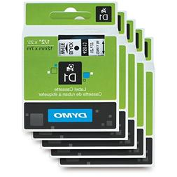 DYMO Standard D1 labeling tape for Labe lManager Label Maker