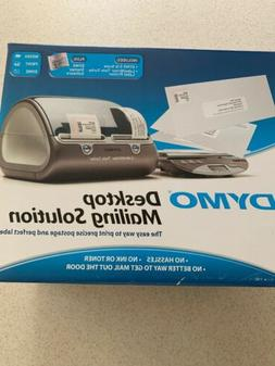 DYMO Desktop Mailing Solution And Postage And Label Printer