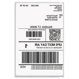 Dymo 1744907 LabelWriter Shipping Labels, 4 x 6, White, 200/