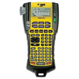 Dymo 1755749 Rhino 5200 Industrial Label Maker, 5 Lines, 6-1