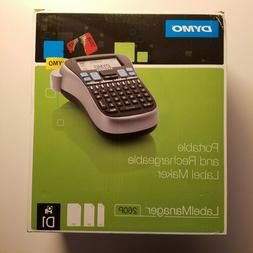 DYMO Portable and Rechargable Label Maker Labelmanager 260P