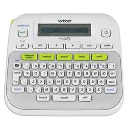 Brother Easy-to-use Label Maker - 0.79 In/s Mono - Label, Ta