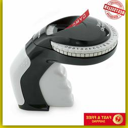 Embossing Label Maker With 3 DYMO Labeling Tapes Clicker Sti