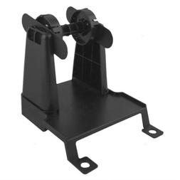 External Roll Label Holder Mount Stand Assembly for all Desk