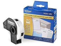Brother Genuine DK-1204 Multipurpose Paper Label Roll, 400 L