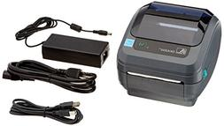 Zebra - GK420d Direct Thermal Desktop Printer for Labels, Re