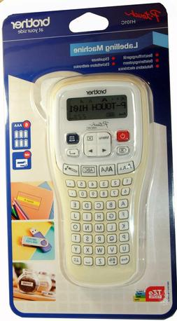 Brother Hand Held Label Maker Labelling Print Machine + Tape