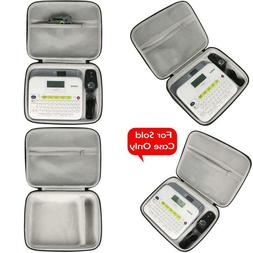 Khanka Hard Travel Case Replacement For Brother Pt-D400 / P-
