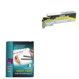 KITAVE11442EVEEN91 - Value Kit - Avery Index Maker Clear Lab