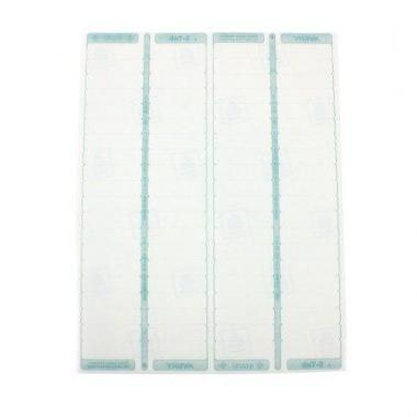 Avery 11446 Index Clear Dividers Five-Tab Sets