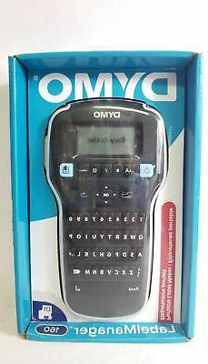 DYMO 160 Label Maker Hand Held Keypad Labeling Machine Home