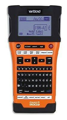 Brother Mobile PTE500 Handheld Labeling Tool, USB Interface,