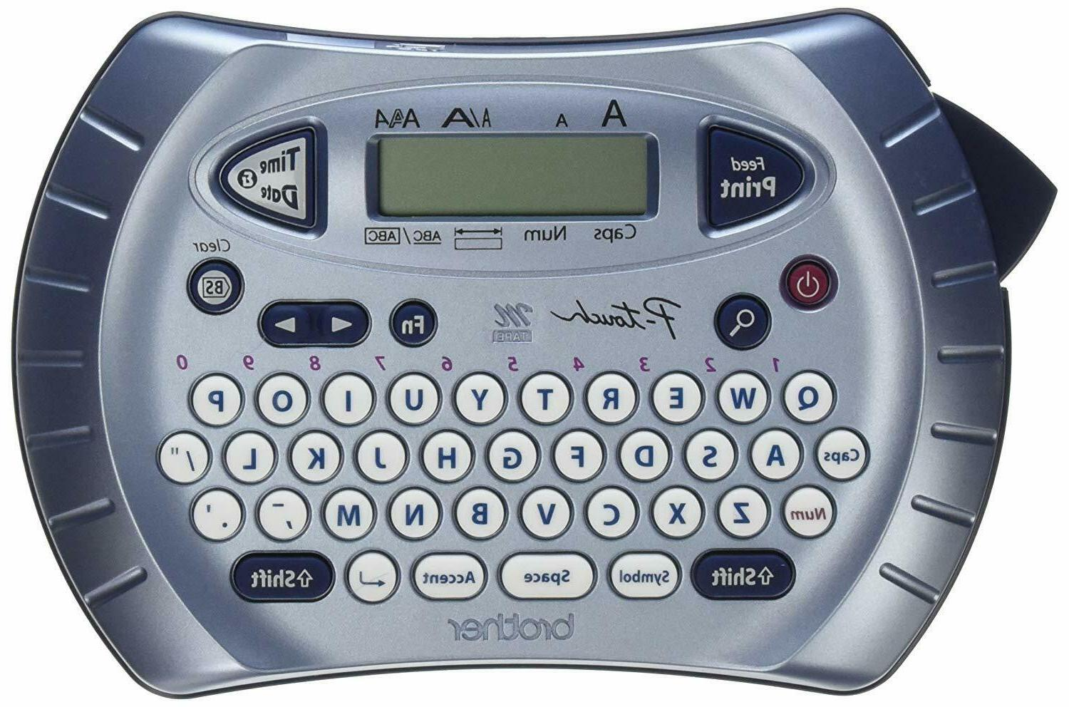 brand new p touch label maker personal