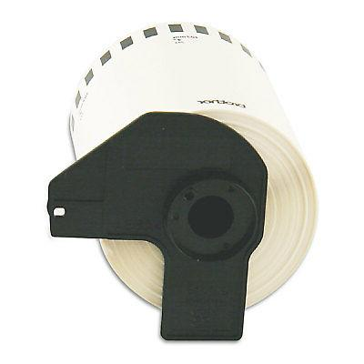 Brother 4 x 100 Feet Continuous Length Paper