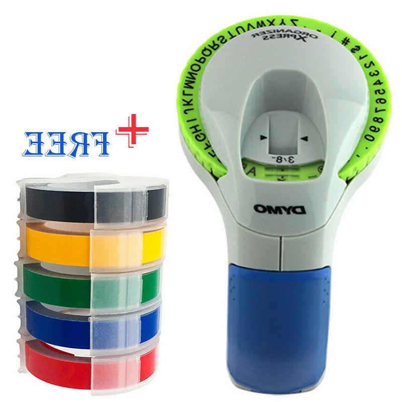 dymo 12965 label makers for 9mm embossing