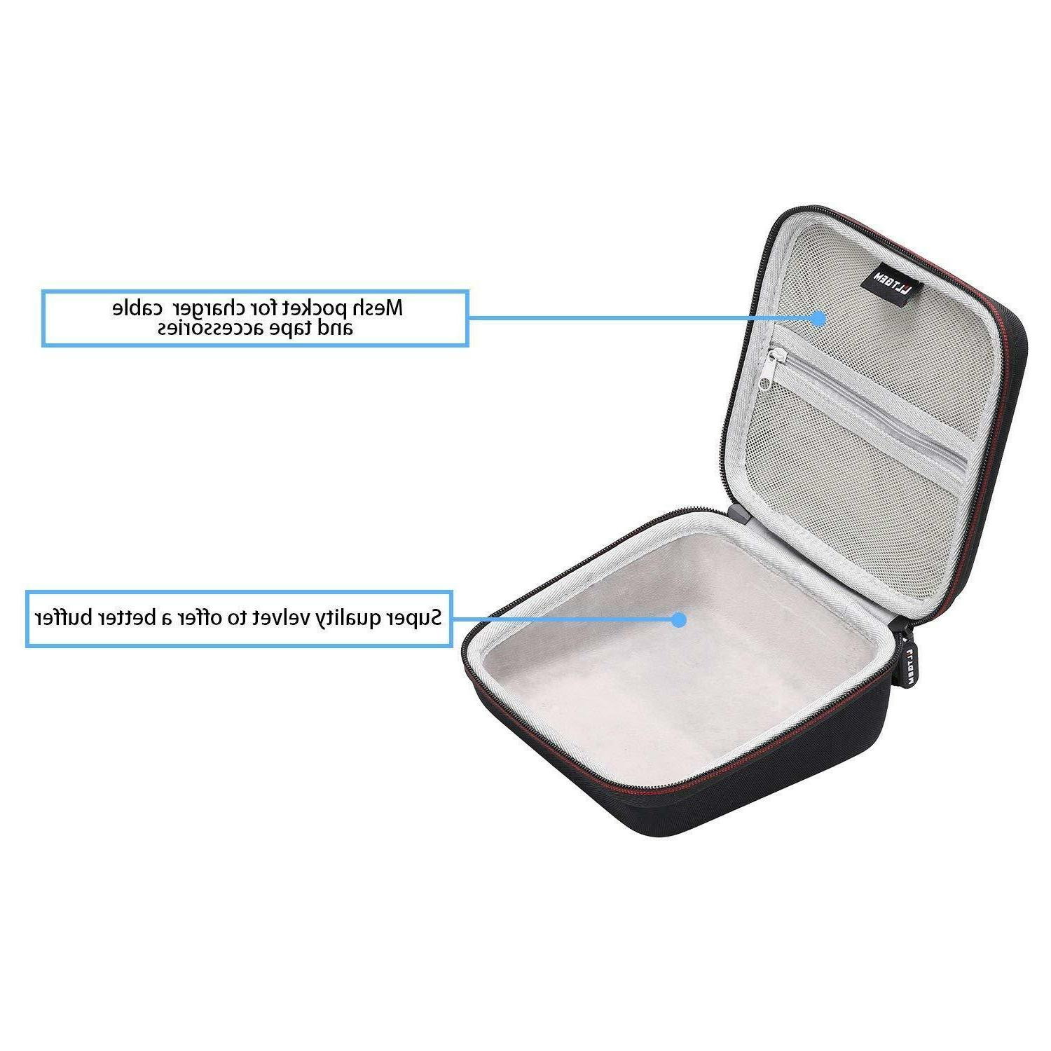 eva hard storage carrying case for brother