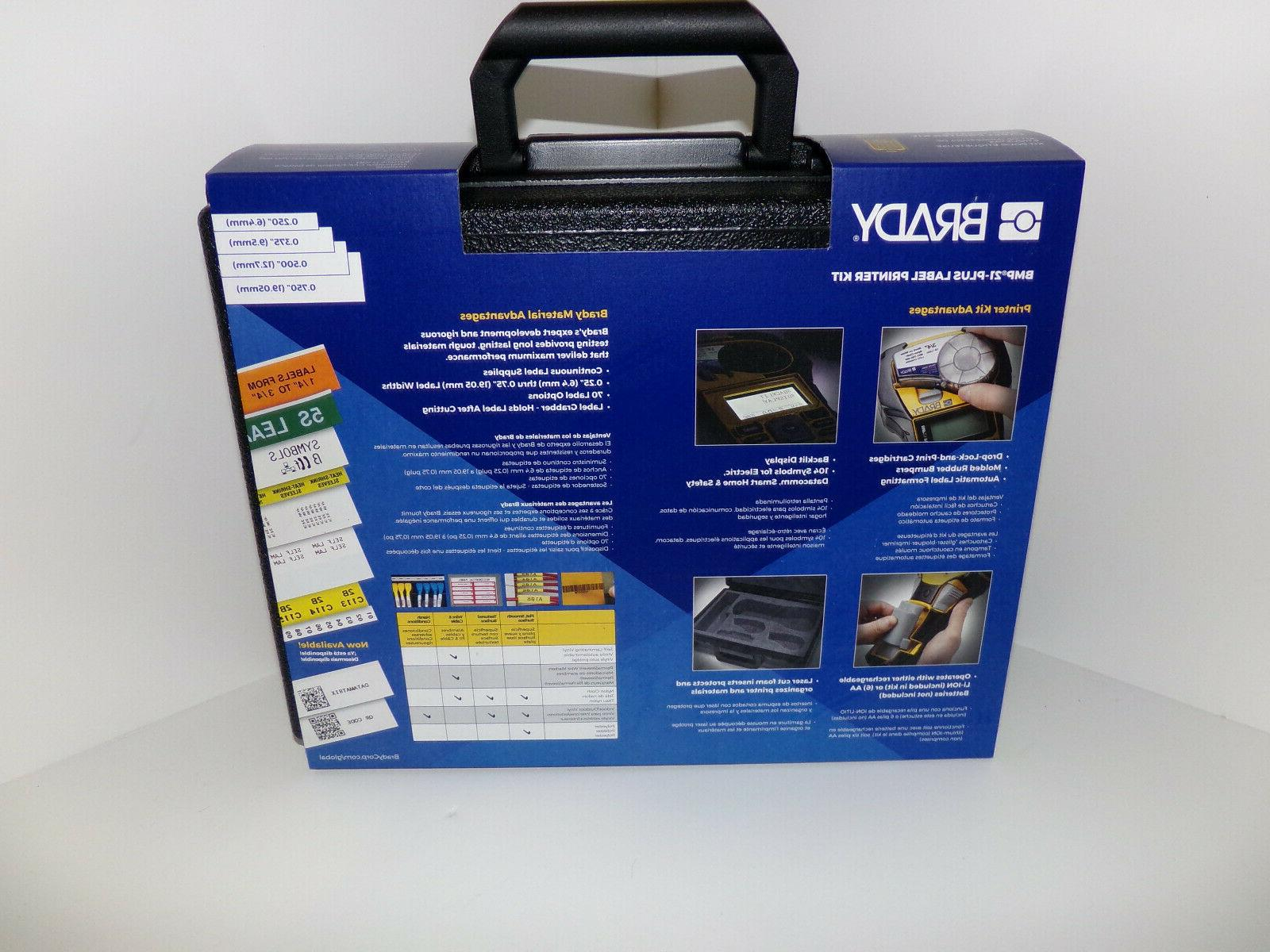 BRADY Label Printer Bundle