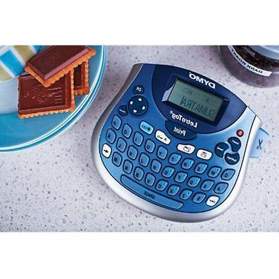 DYMO Label LT-100T Compact, Portable QWERTY Keyboard