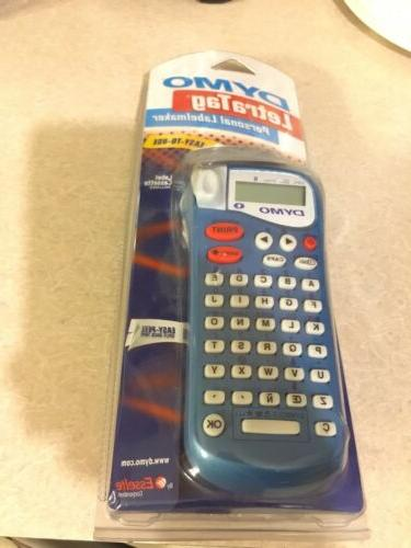letra tag label maker new factory sealed