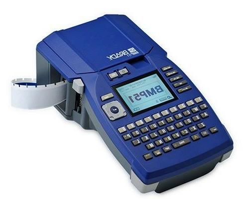 p touch pt h100 label thermal printer
