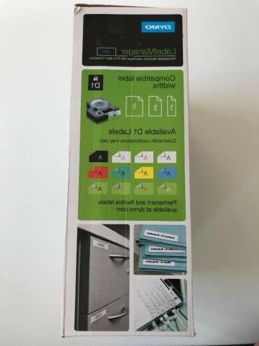 New DYMO Label Maker Rechargeable PC or Shipping