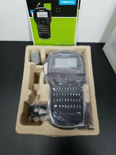 New LabelManager 280 Rechargeable Label Maker Machine