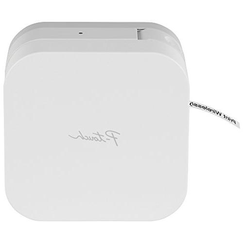 P-touch Label with Bluetooth Wireless