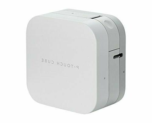 Brother Cube Label w/power adapter