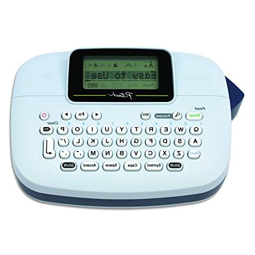 p touch handy label maker