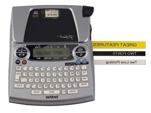 p touch home office labeler