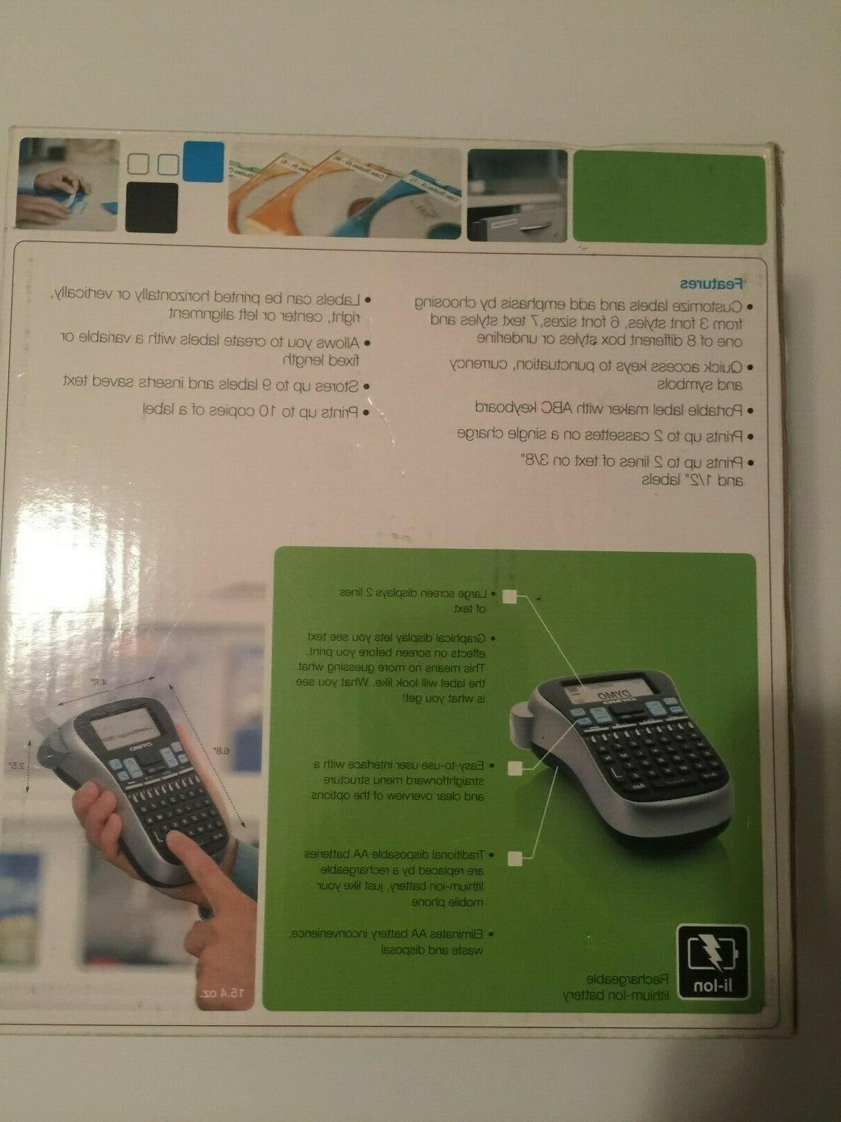 DYMO Label Labelmanager 260P New