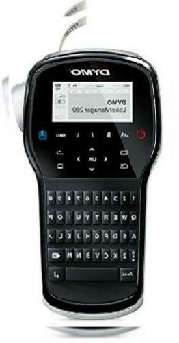 portable label maker labelmanager 280 rechargeable pc
